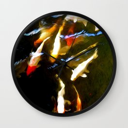 Natureʻs Rhythm Wall Clock