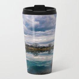 Waco Reflection Metal Travel Mug