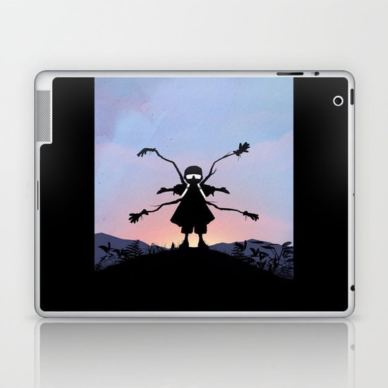 Doc Ock Kid Laptop & iPad Skin
