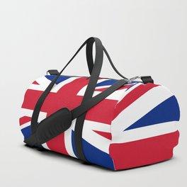 British Flag Duffle Bag