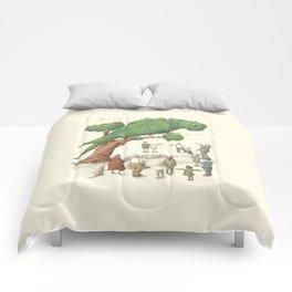 The Parrot Tree Comforters