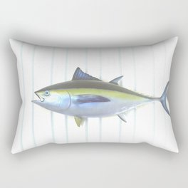 Tuna Fish Rectangular Pillow