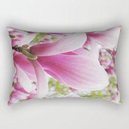 magnolia joy Rectangular Pillow