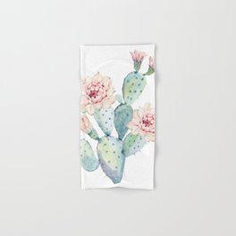 The Prettiest Cactus Hand & Bath Towel