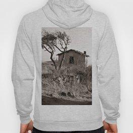 "Abandoned Barn of Sardinia - ""VACANCY"" zine Hoody"