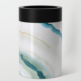 Green Agate #1 Can Cooler
