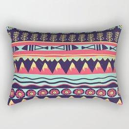 Scandinavian pattern Rectangular Pillow