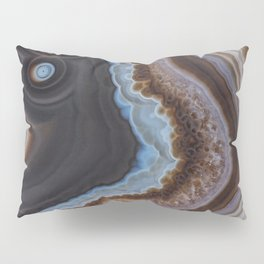 Mocha Agate Pillow Sham