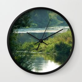 Talking to the Nature Wall Clock
