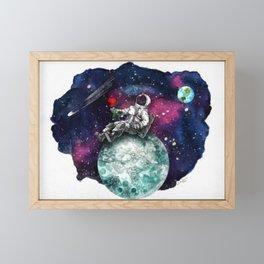 Little Prince Framed Mini Art Print
