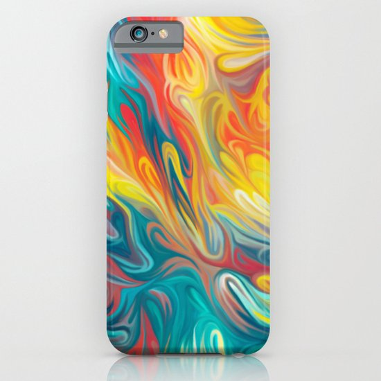 Abstract Colors II iPhone & iPod Case
