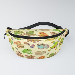 Tree frog Fanny Pack