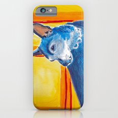 toothy dog iPhone 6s Slim Case