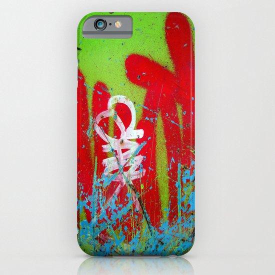 Jardin De Graffiti iPhone & iPod Case