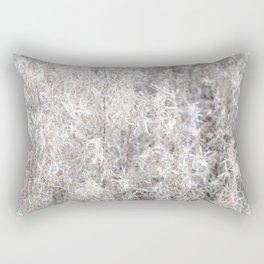 Fireweed Fluff Rectangular Pillow