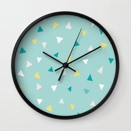 Merry Whatever Wall Clock