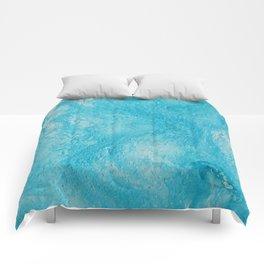 Blue Coaster 1 Comforters