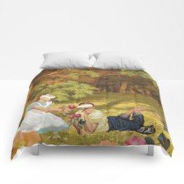 Oh, xoxo... Comforters