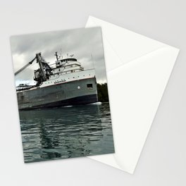 Saginaw Freighter Stationery Cards