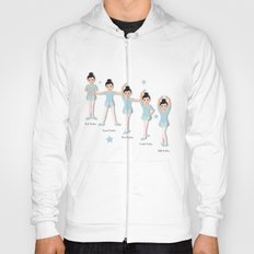 The Ballet Lesson Hoody