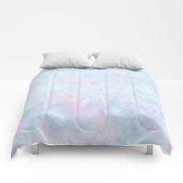 Rainbow Unicorn Pastel Fluffiness Comforters