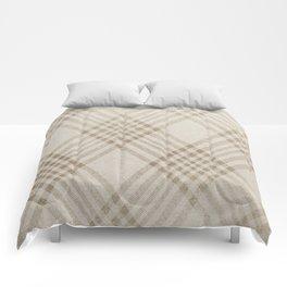 Rich Beige Comforters