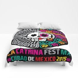 La Catrina Fest MX 2015 Comforters