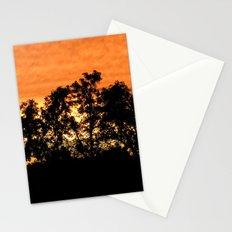 sunset // iowa Stationery Cards
