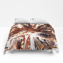 Deconstructed Caramel Sundae Comforters