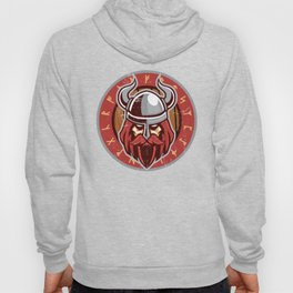 Viking Odin | Raven God Warrior Hoody