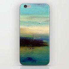 dream of sea iPhone & iPod Skin