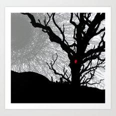 treesome Art Print
