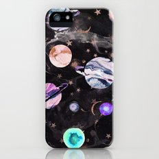 Marble Galaxy iPhone (5, 5s) Slim Case