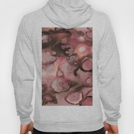 Ebb and Flow – Coral Hoody