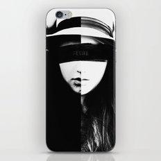 Desire iPhone & iPod Skin