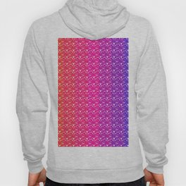 Imperfect Hearts Spectrum Pattern - White/Spectrum2 Hoody