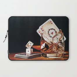 After Hours III Laptop Sleeve