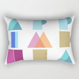 Happy Times Ahead Rectangular Pillow