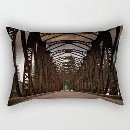 The Old Railway Bridge - Slovenia Rectangular Pillow