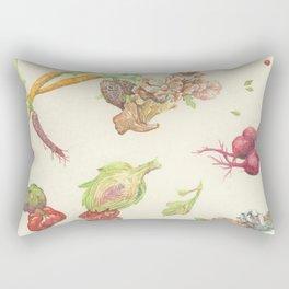 Fall Food Rectangular Pillow