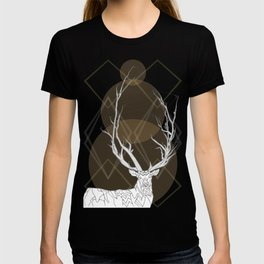 Webbed Antlers T-shirt