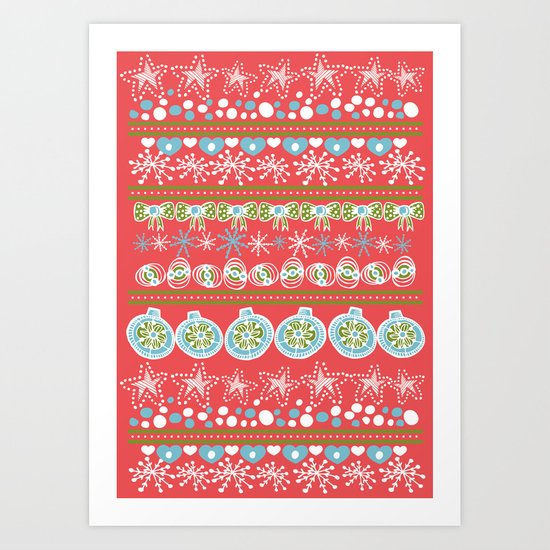 Jolly Art Print
