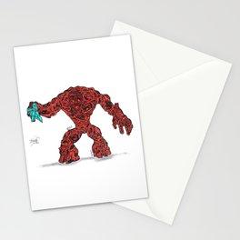 Golem Stationery Cards