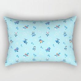 Water Starters Rectangular Pillow