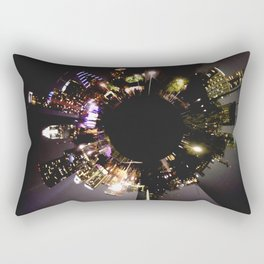 Planet Austin Rectangular Pillow