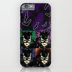 Four Catwomen iPhone 6s Slim Case