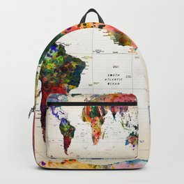 map Backpack