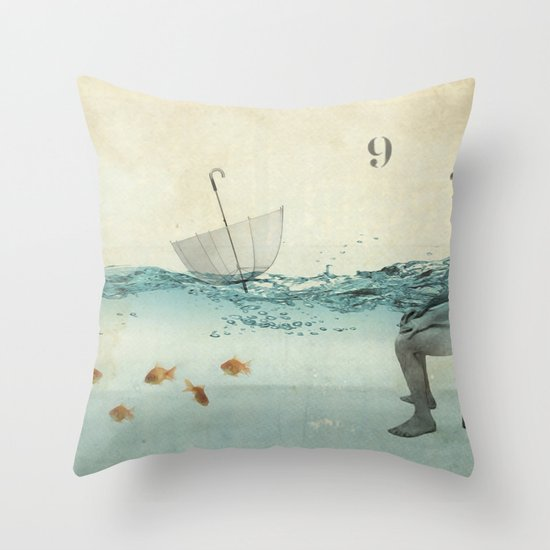 never one when you need one Throw Pillow