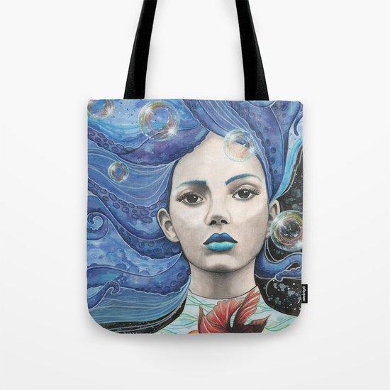 Galaxsea Tote Bag