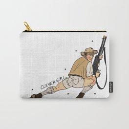 Jurassic Park Pin-Ups ~ Robert Muldoon Carry-All Pouch